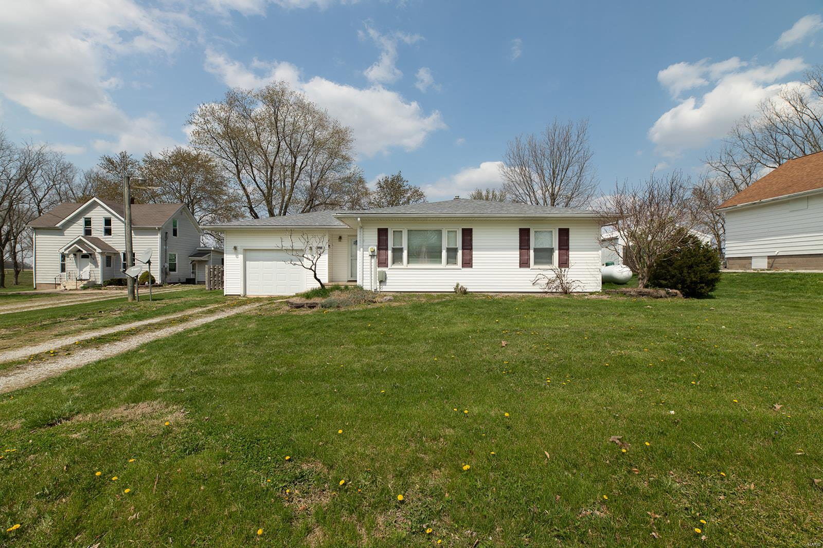 7215 Renken Road Property Photo - Dorsey, IL real estate listing
