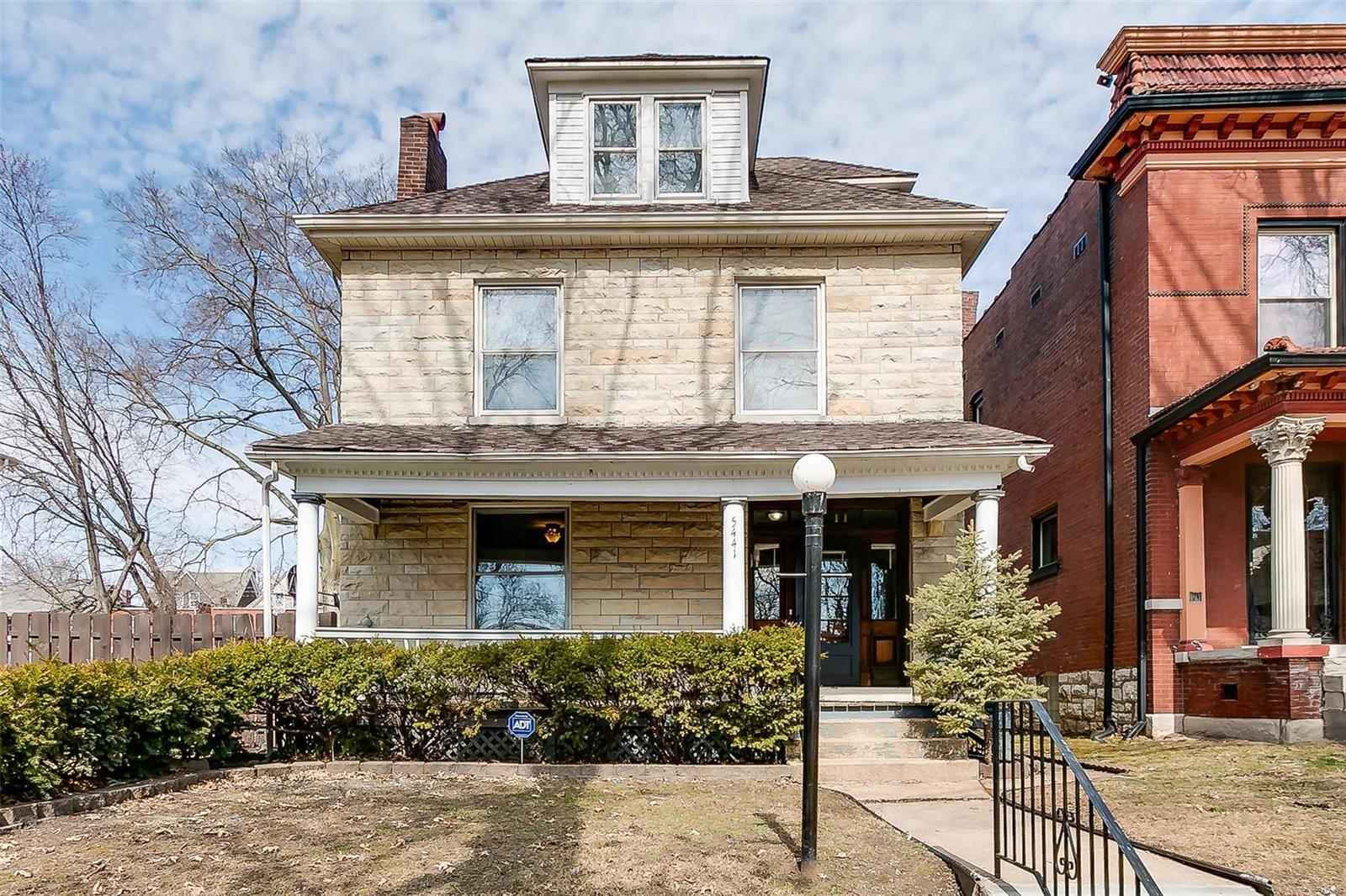 5441 Enright Avenue Property Photo - St Louis, MO real estate listing