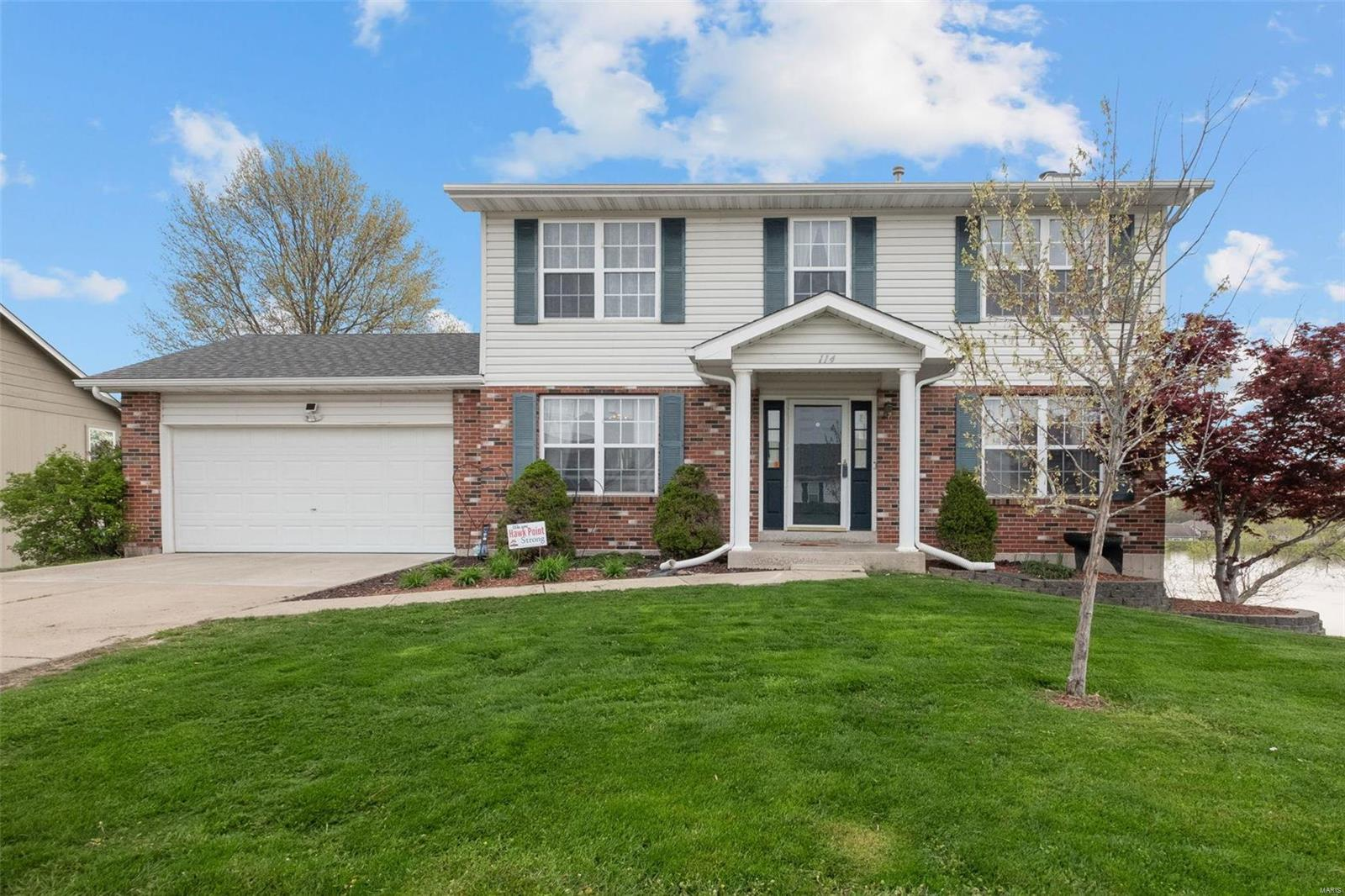114 Carrington Boulevard Property Photo - Troy, MO real estate listing