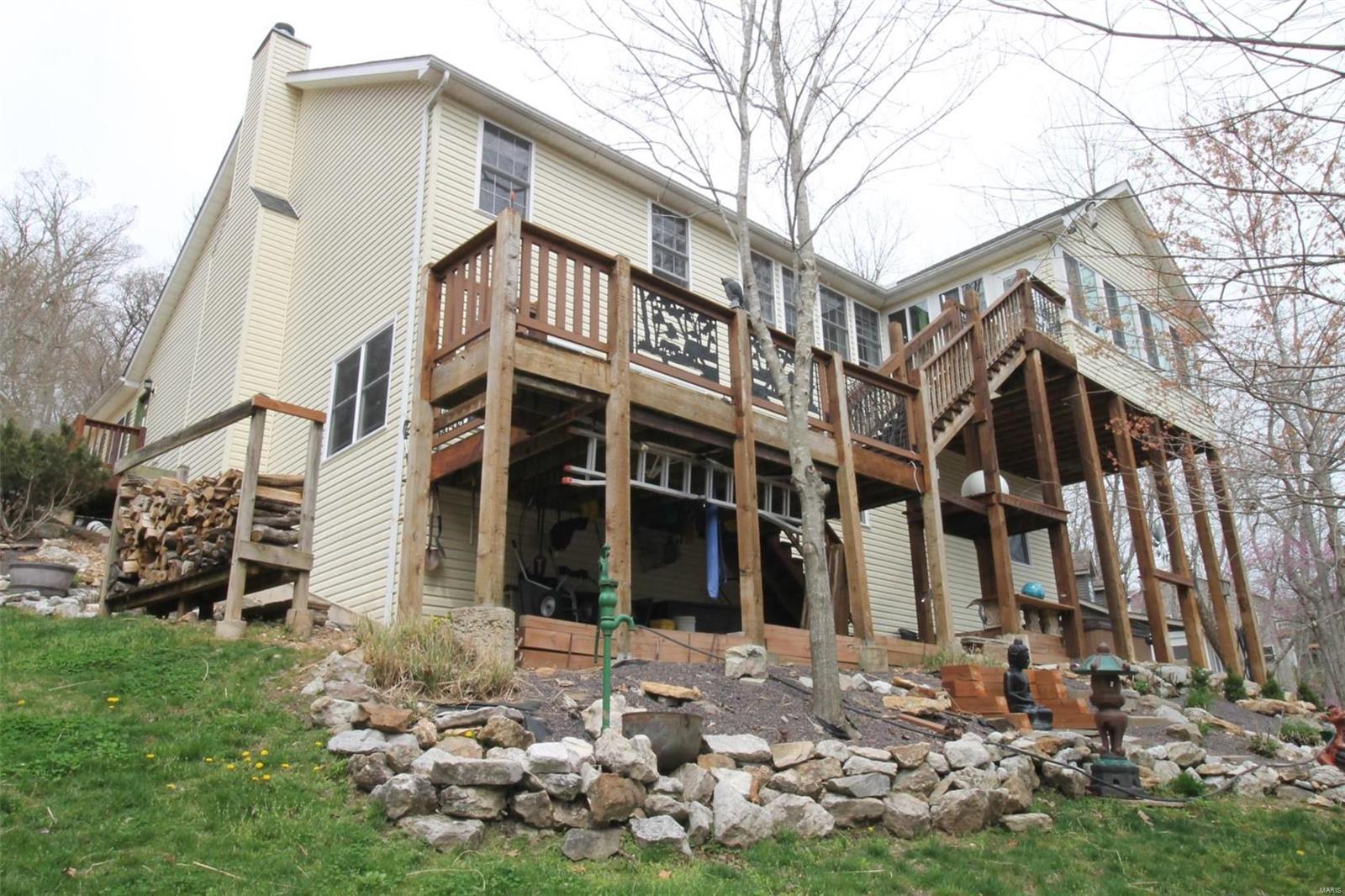 1497 S Lake Sherwood Property Photo - Marthasville, MO real estate listing