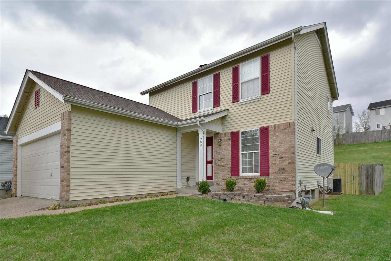 12831 High Crest Drive Property Photo - Black Jack, MO real estate listing
