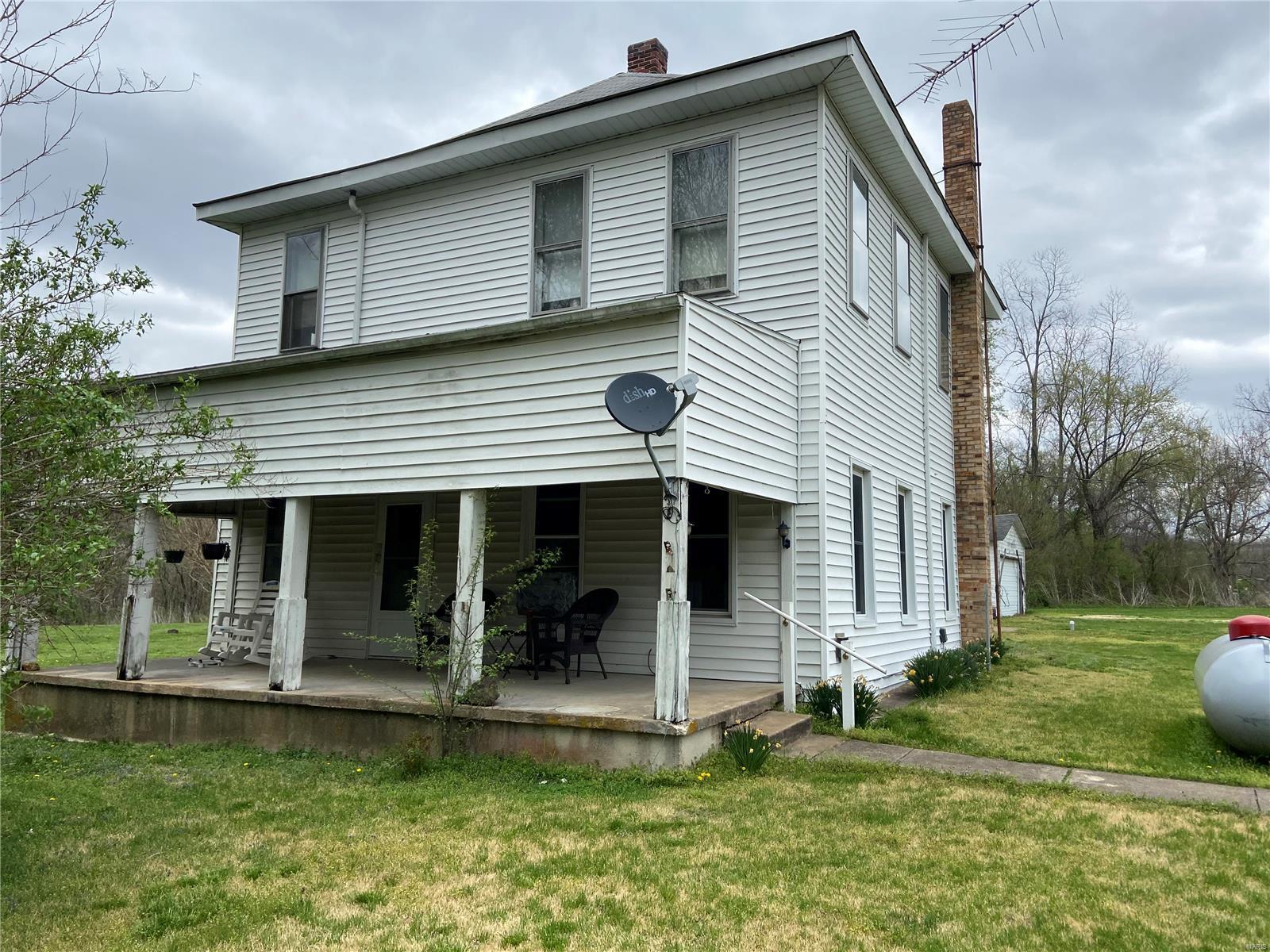 100 Trap Rock Property Photo - Bismarck, MO real estate listing