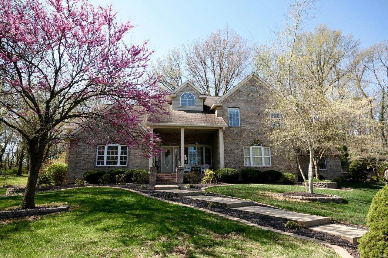 6 Sir Arthur Court Property Photo - Belleville, IL real estate listing