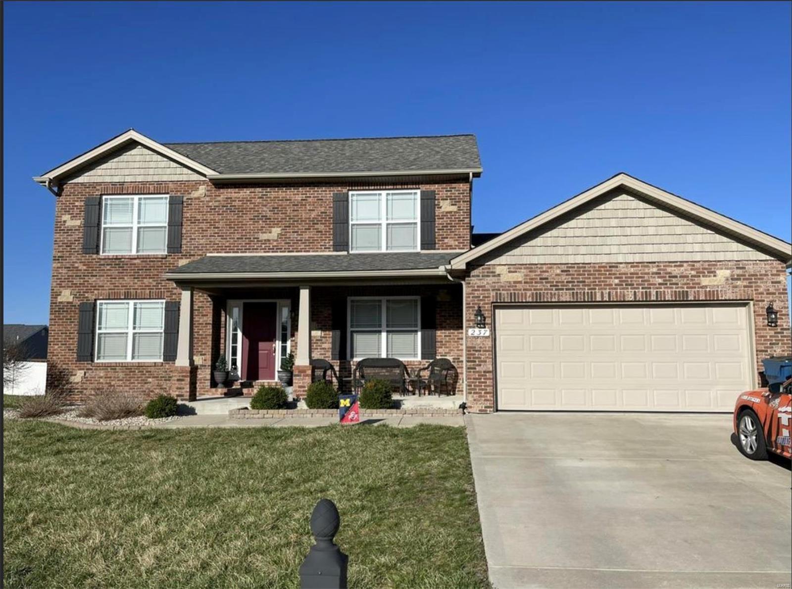 237 Gabrielle Circle Property Photo - Bethalto, IL real estate listing