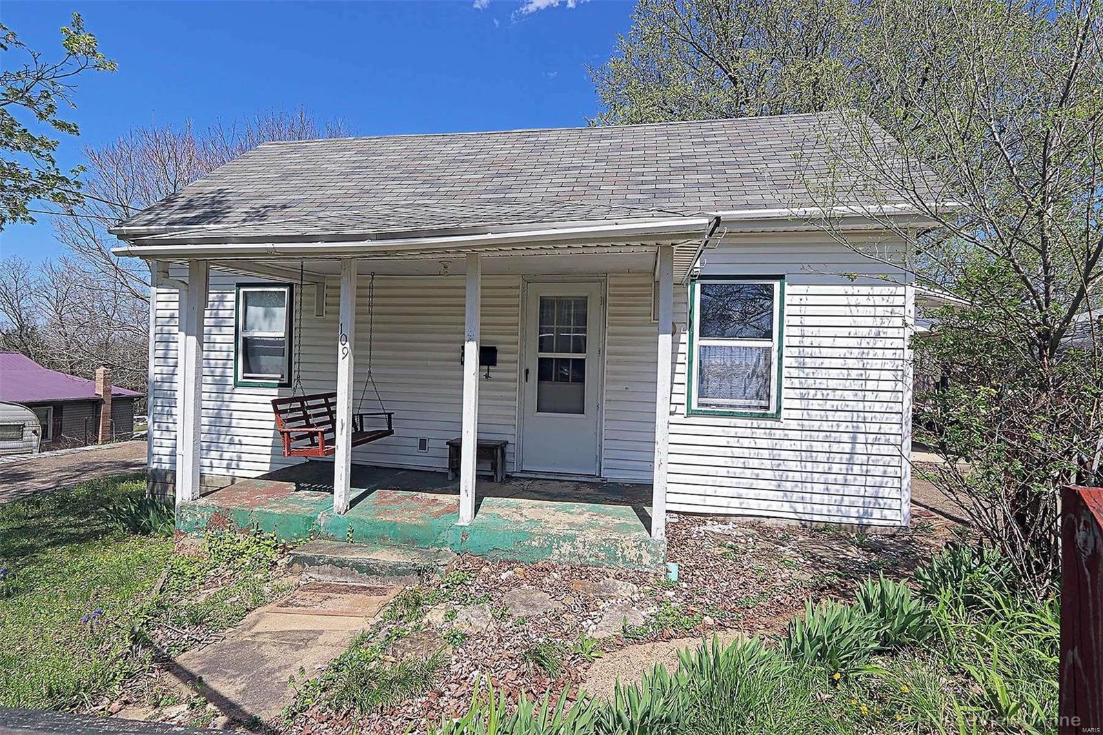 109 W 3rd Street Property Photo - Leadwood, MO real estate listing