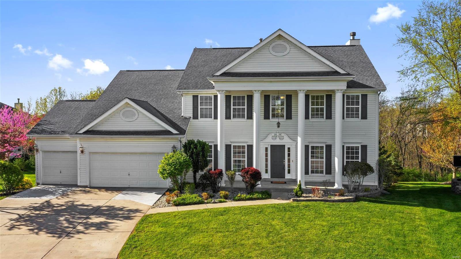 611 Knollshire Way Property Photo - Dardenne Prairie, MO real estate listing