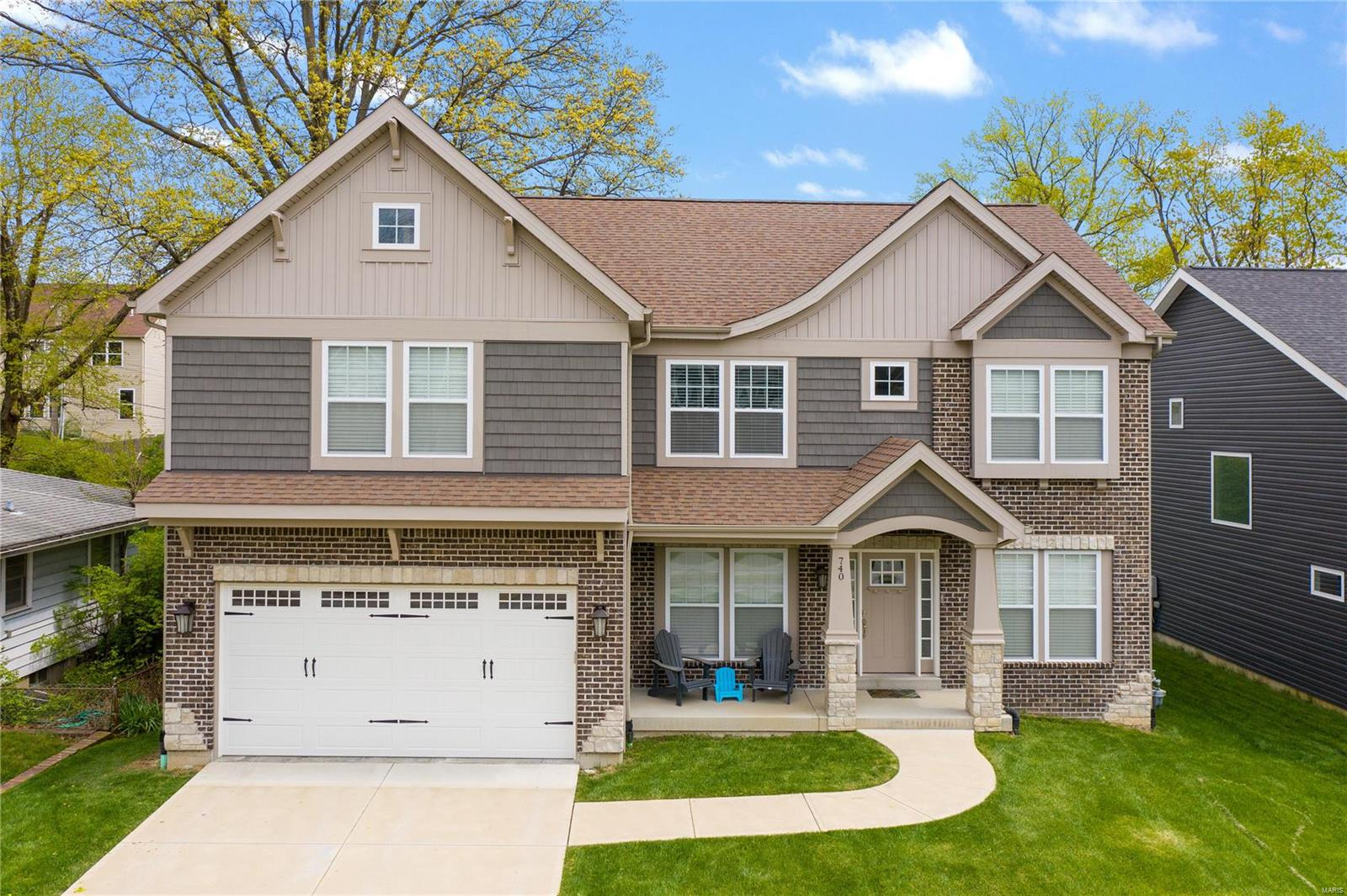 740 Cherry Tree Property Photo - Olivette, MO real estate listing