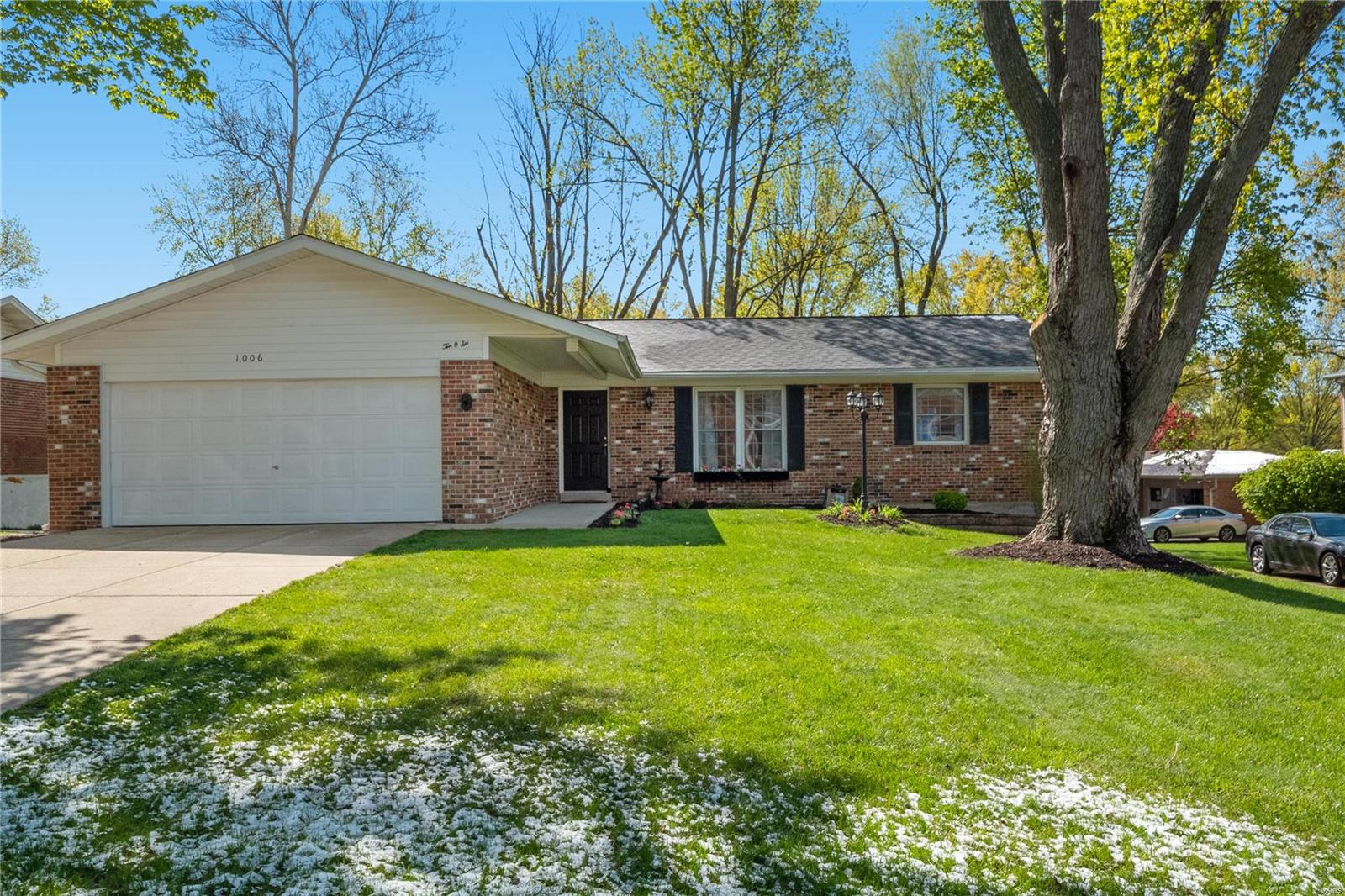 1006 Bridgeport Drive Property Photo - Ellisville, MO real estate listing
