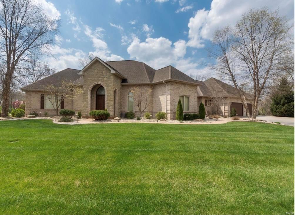 1369 Palmer Creek Drive Property Photo - Columbia, IL real estate listing
