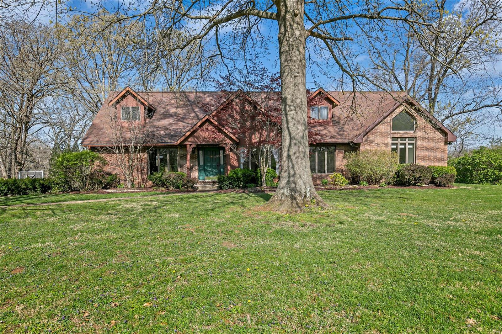 110 Wild Cherry Drive Property Photo - Freeburg, IL real estate listing