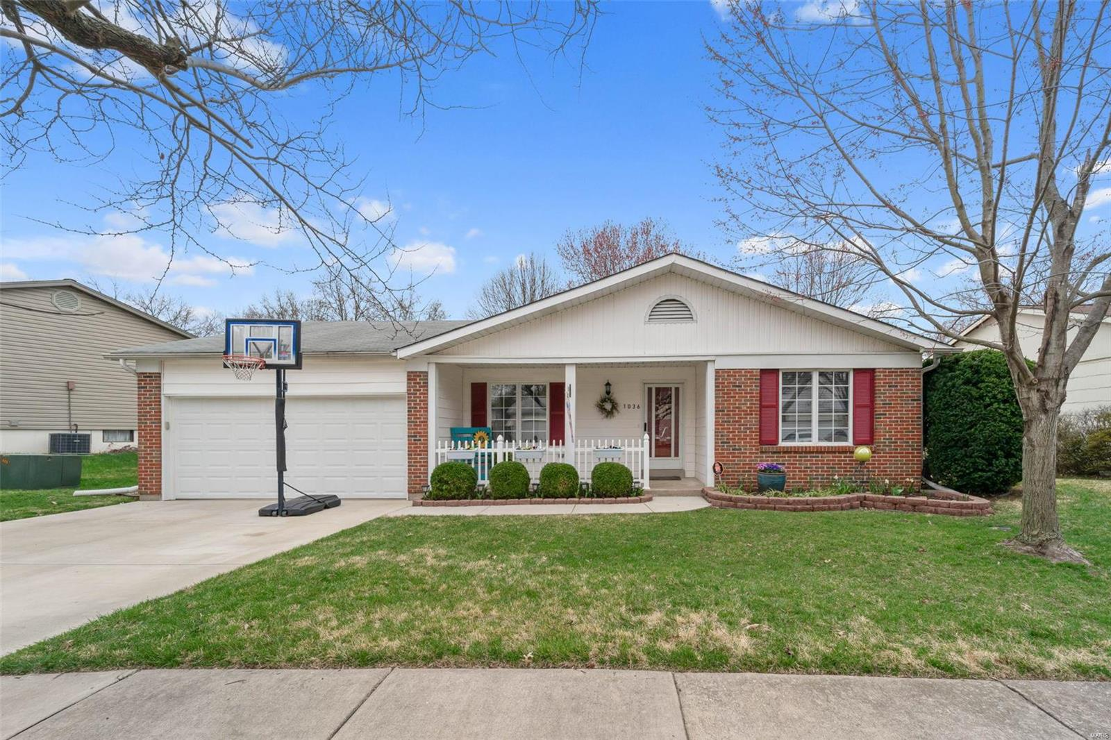 1036 Timberwood Trails Drive Property Photo - Florissant, MO real estate listing