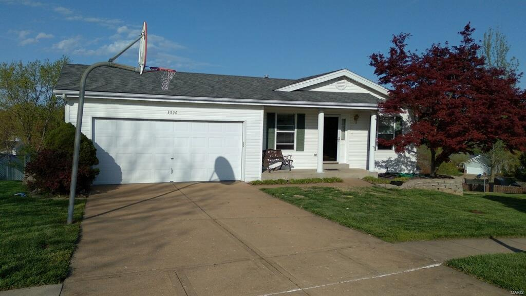3526 Saint Francis Drive Property Photo - Arnold, MO real estate listing