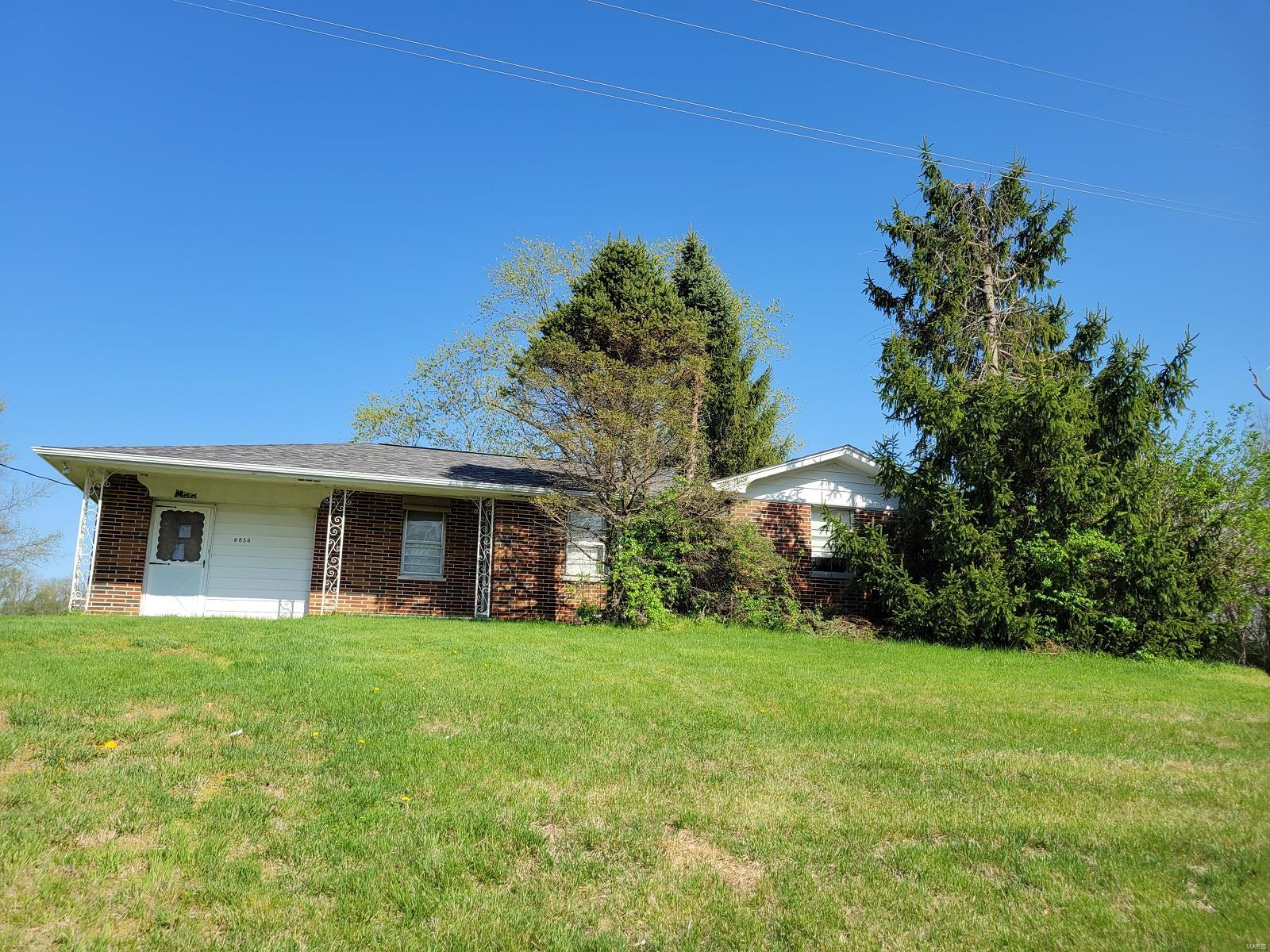 6856 State Route 163 Property Photo - Millstadt, IL real estate listing