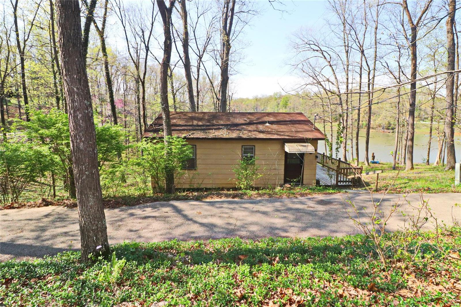 117 Cedar Lake Lane Property Photo - Burfordville, MO real estate listing