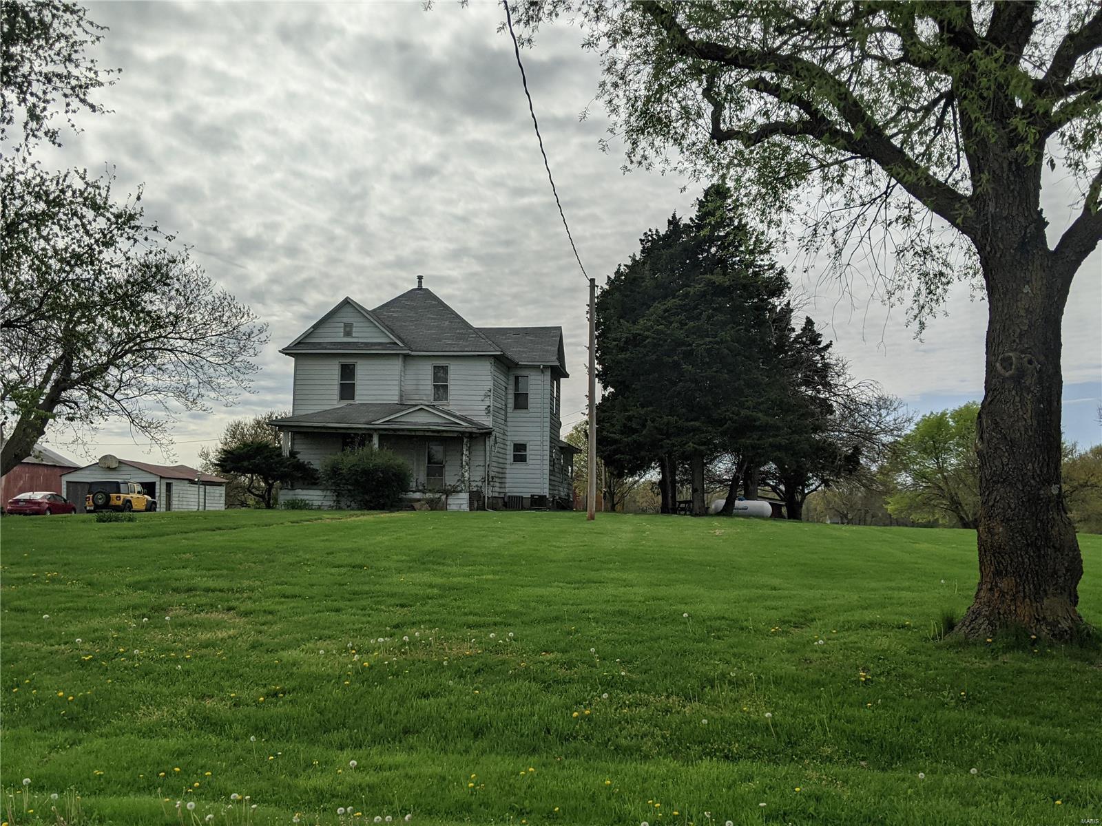 9819 Hunter Field Road Property Photo - Sparta, IL real estate listing