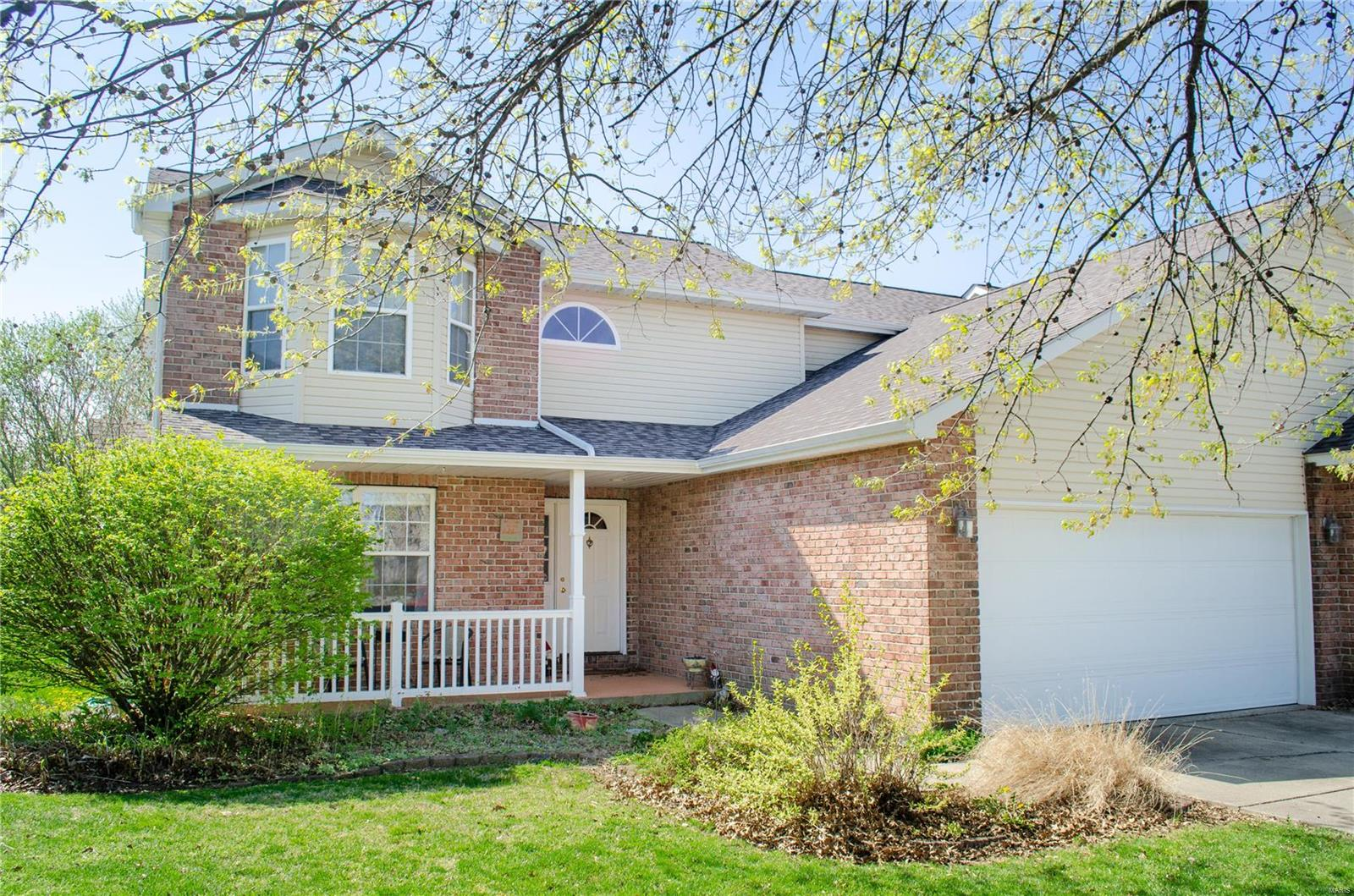 117 Regency Place Property Photo - Millstadt, IL real estate listing