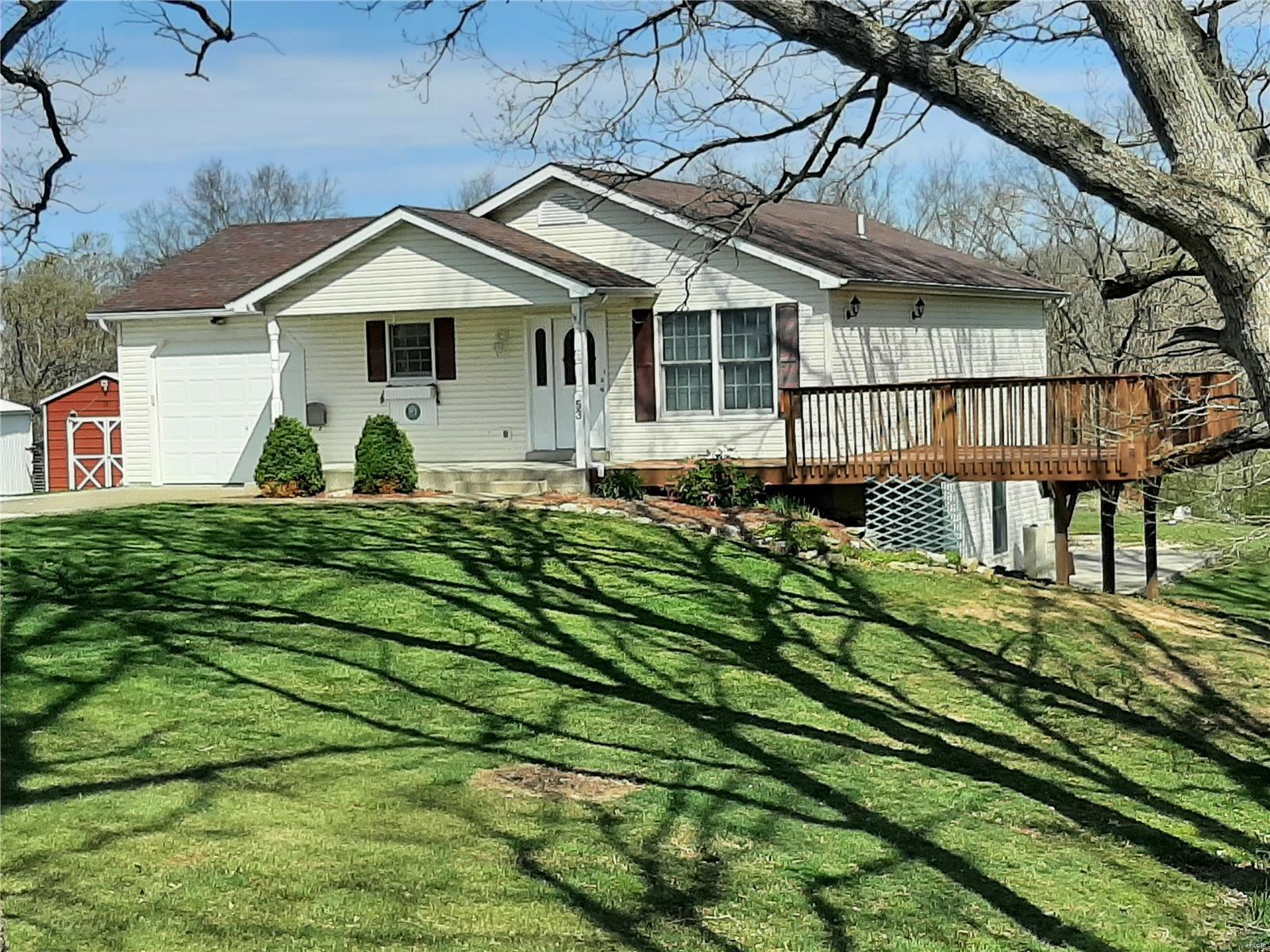 53 Old Highway E Property Photo - Silex, MO real estate listing