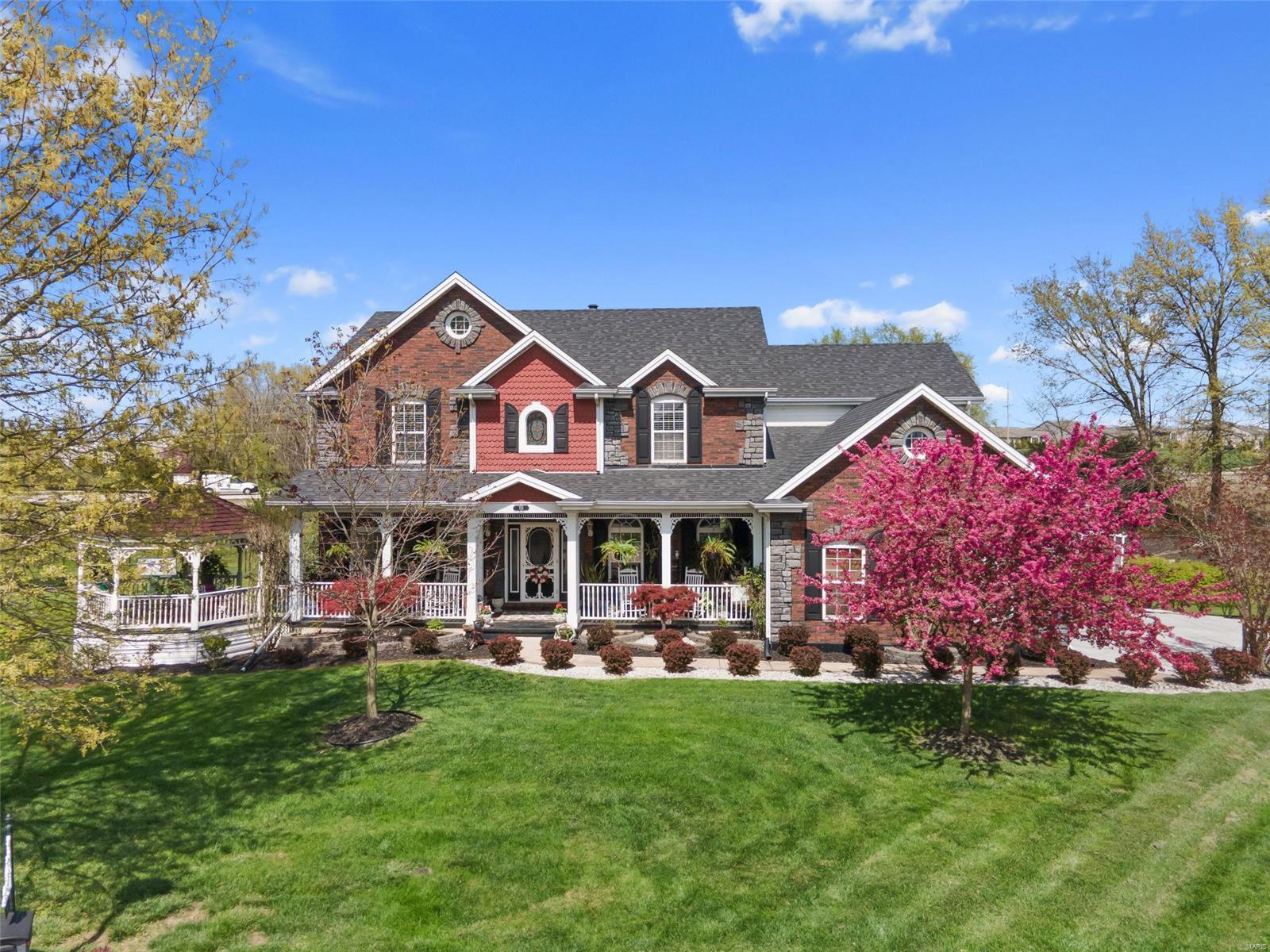 712 Balcarra Drive Property Photo - Dardenne Prairie, MO real estate listing