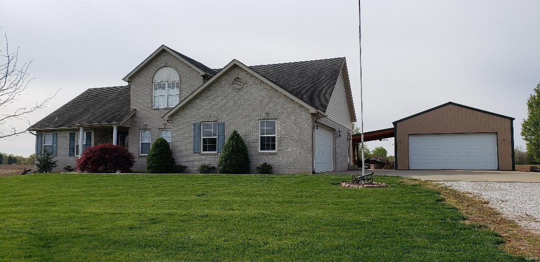 8216 Peabody Road Property Photo - Freeburg, IL real estate listing
