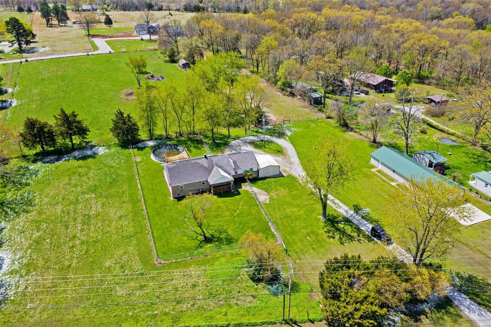 12758 Spring Town Road Property Photo - Mineral Point, MO real estate listing
