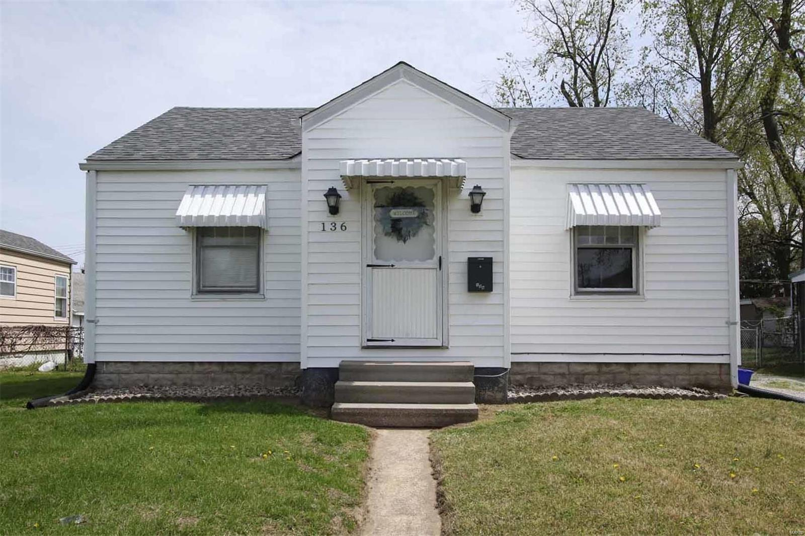 136 Haller Avenue Property Photo - East Alton, IL real estate listing