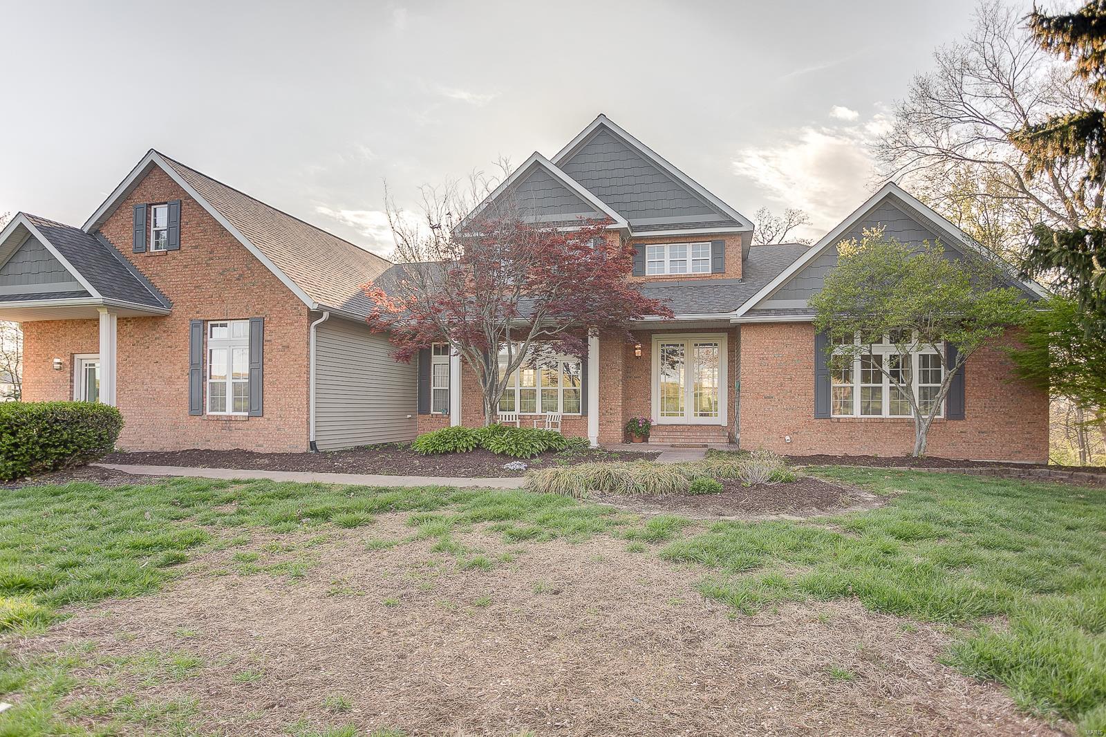 483 Hill Castle Road Property Photo - Columbia, IL real estate listing