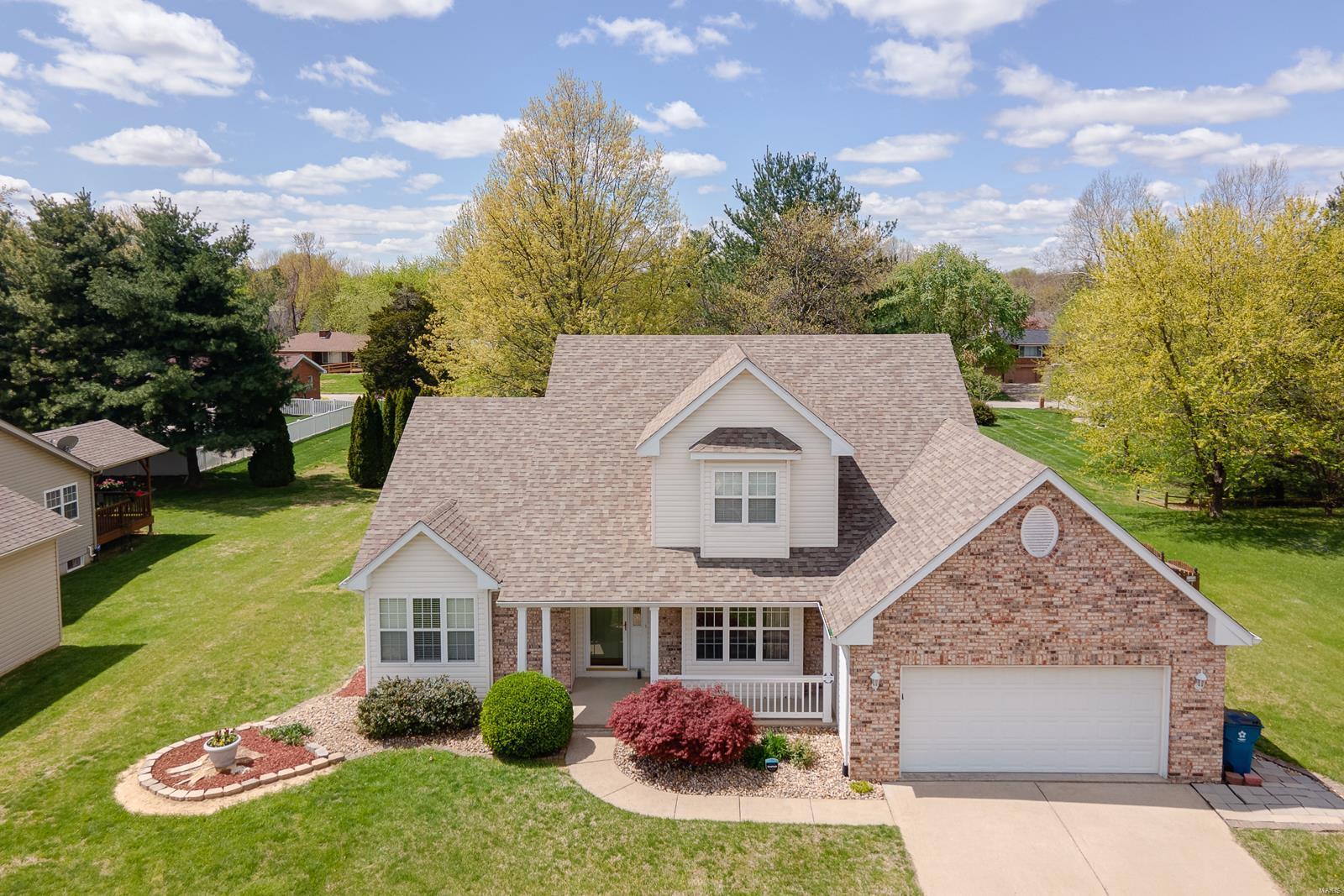 137 Sundown Property Photo - Maryville, IL real estate listing