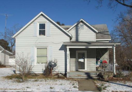 205 E College Property Photo - Sparta, IL real estate listing