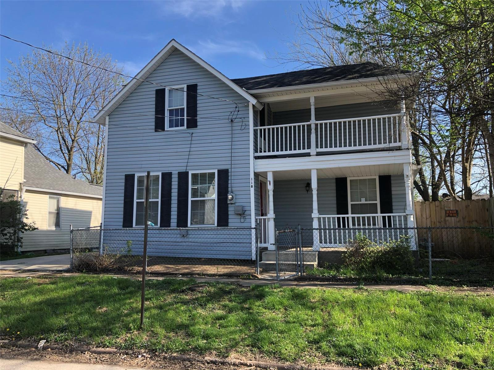 118 Broadway Avenue Property Photo - Crystal City, MO real estate listing