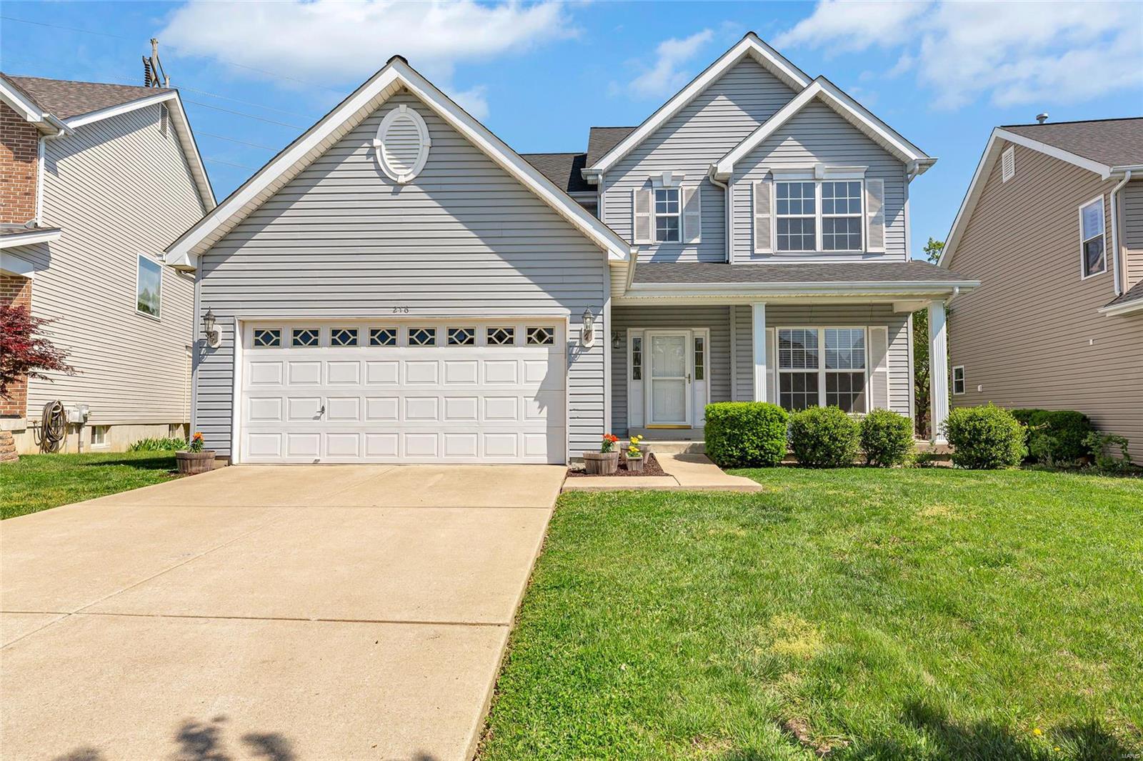 216 Greengate Drive Property Photo