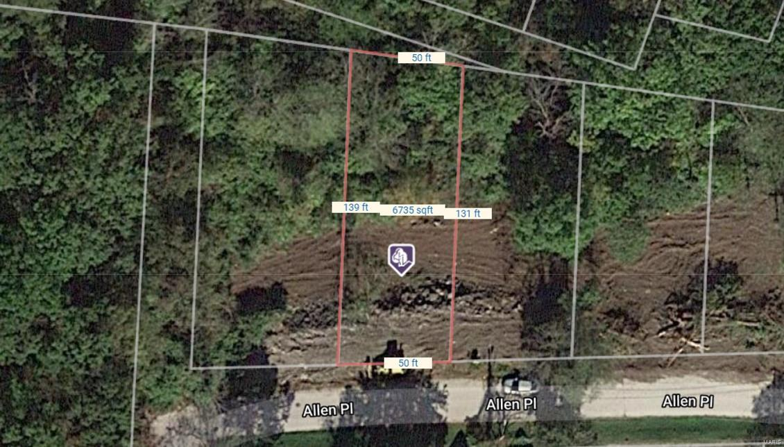 0 Lot 2 Allen Place Property Photo - De Soto, MO real estate listing