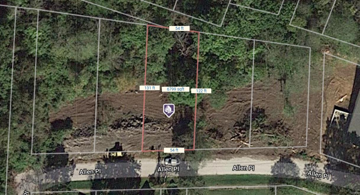 0 Lot 3 Allen Place Property Photo - De Soto, MO real estate listing