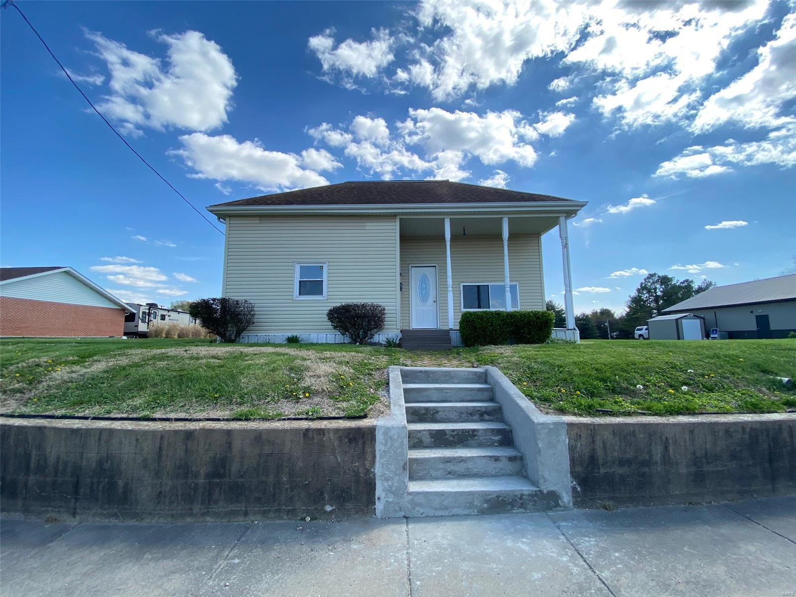 415 W St. Joseph Street Property Photo - Perryville, MO real estate listing