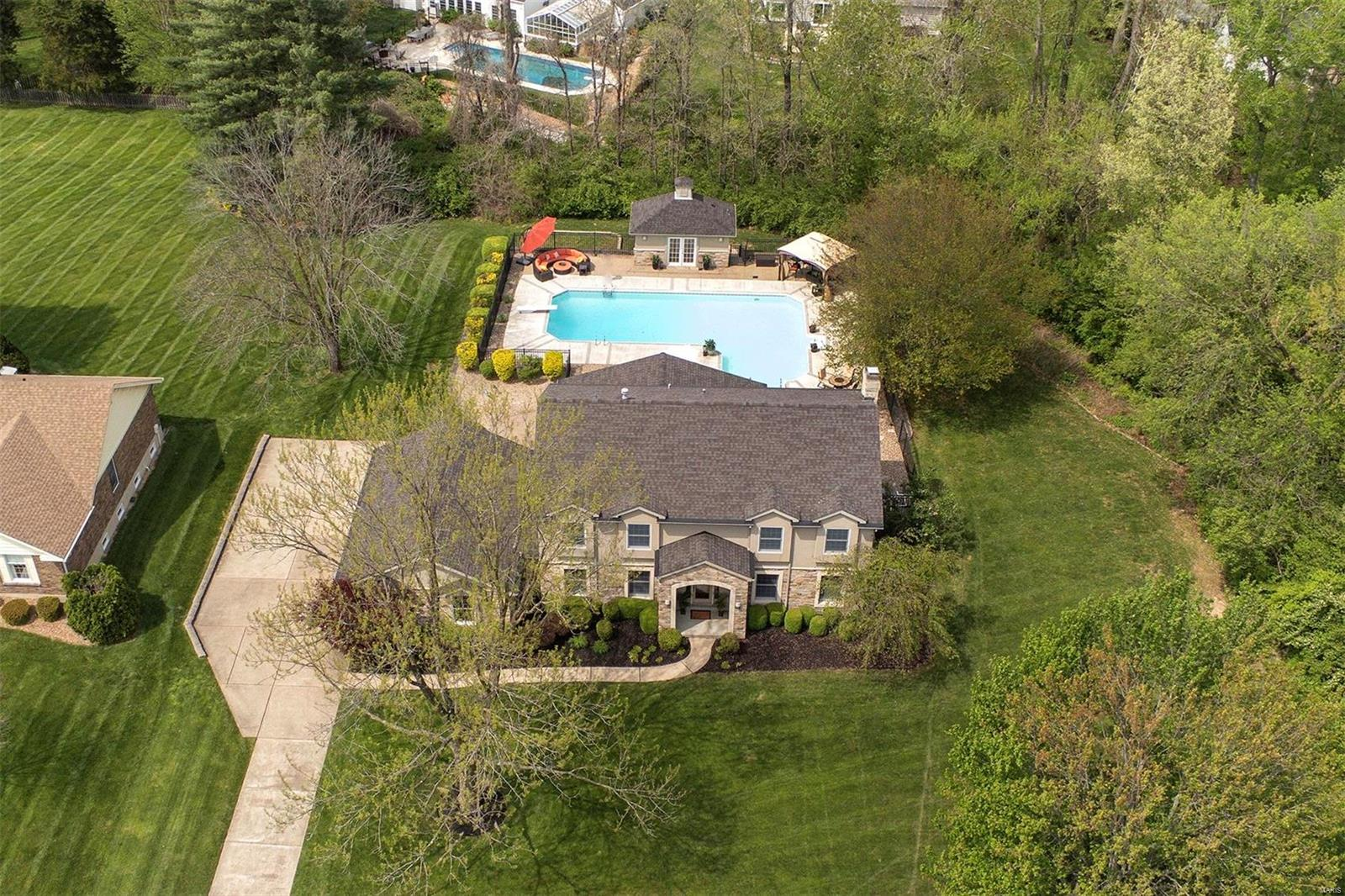 15887 Kettington Road Property Photo - Chesterfield, MO real estate listing