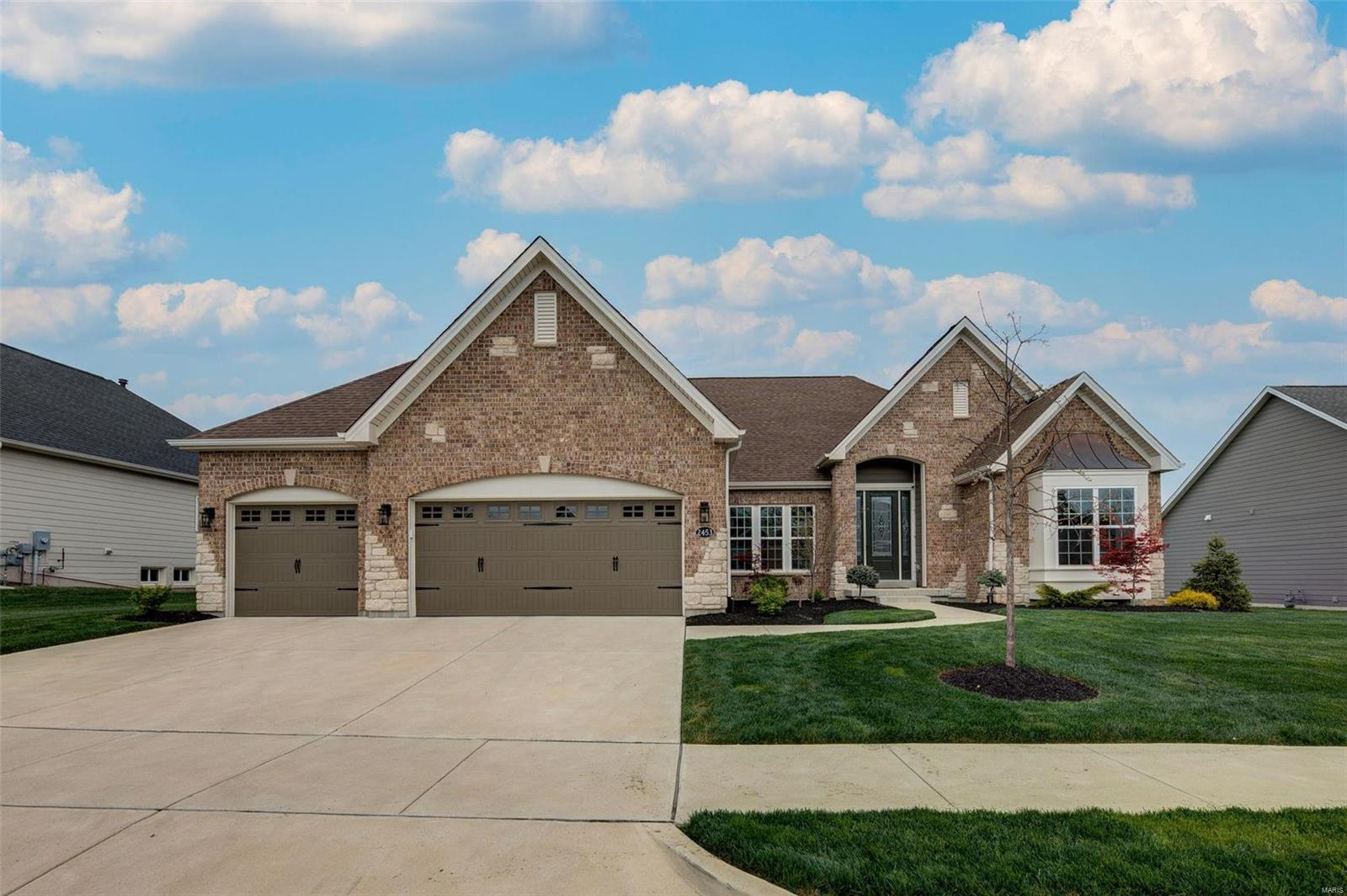 2453 August Grove Court Property Photo - Wildwood, MO real estate listing
