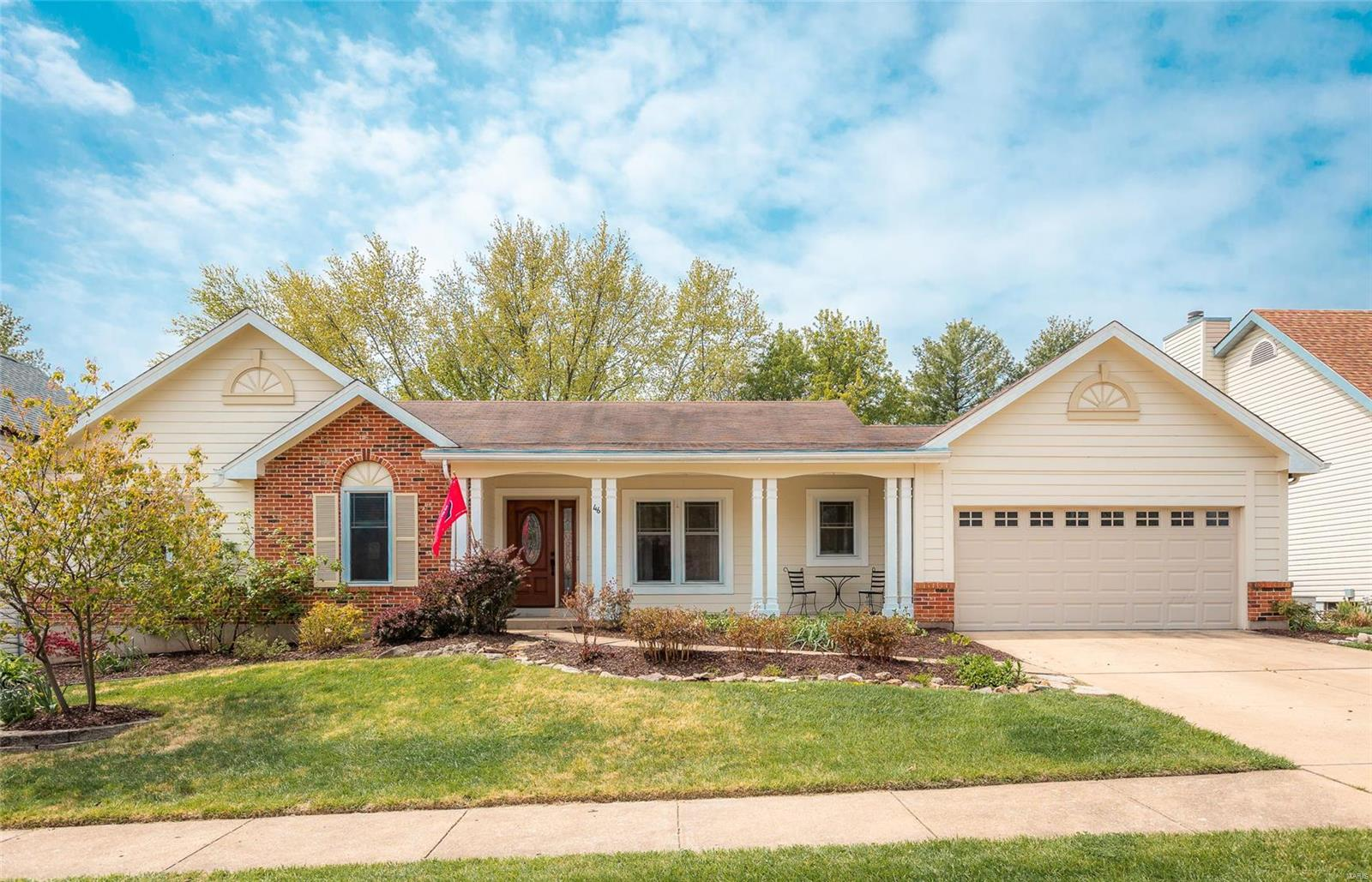 46 Meditation Way Property Photo - Florissant, MO real estate listing