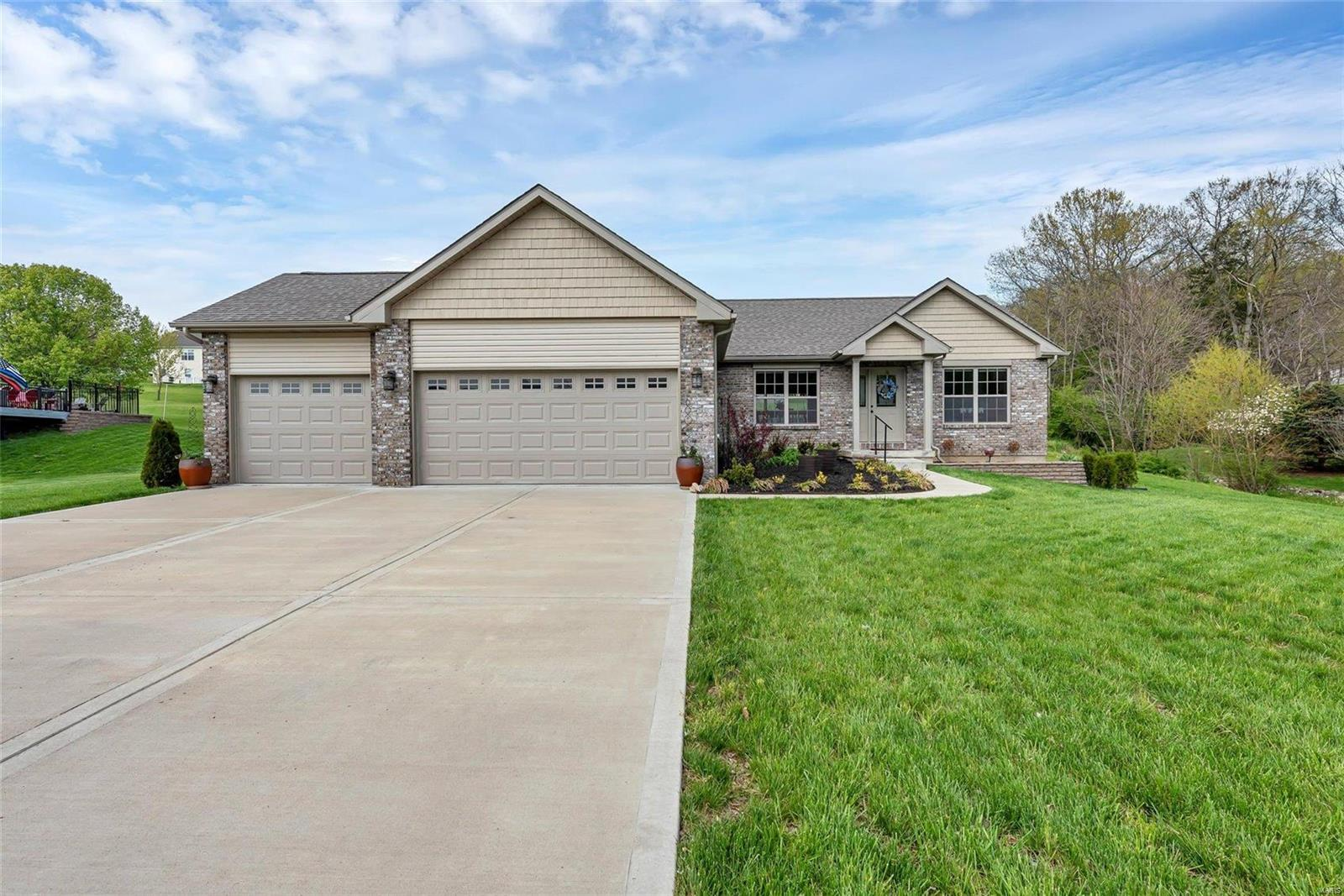 139 Bridgewater Chase Lane Property Photo - Villa Ridge, MO real estate listing