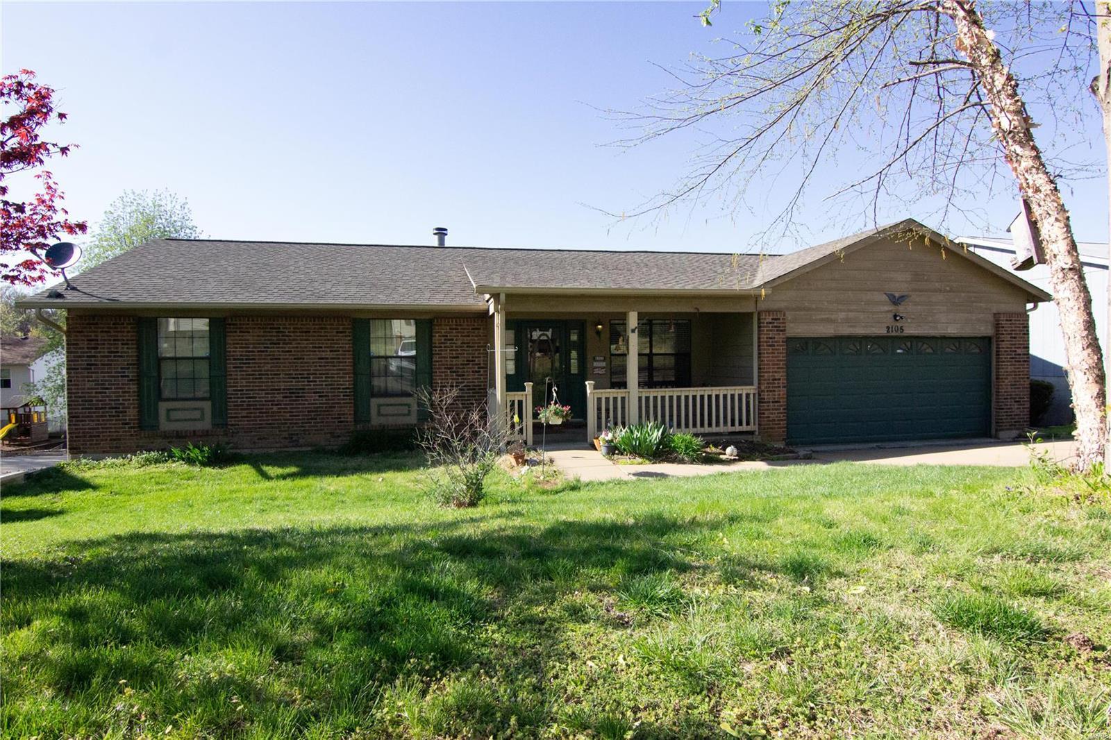 2105 Del Rio Property Photo - Arnold, MO real estate listing