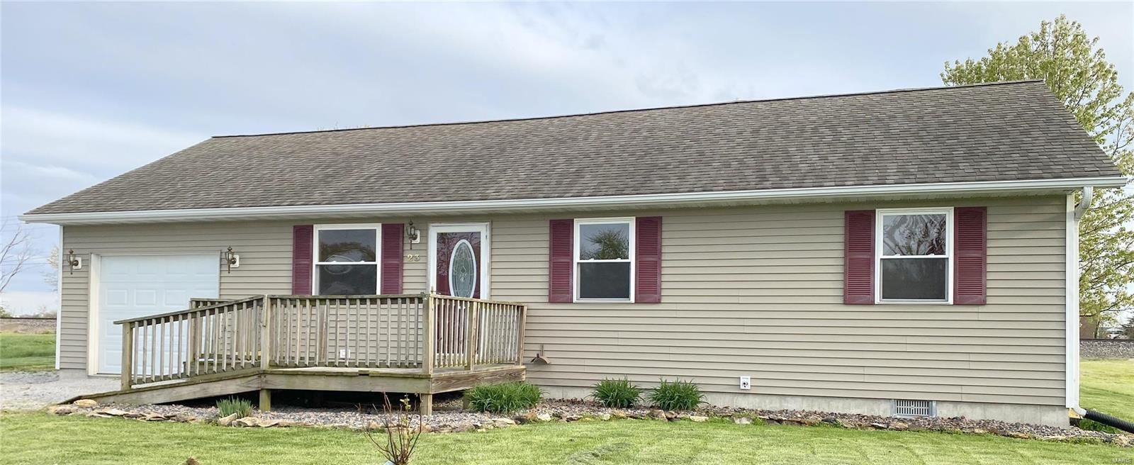 23 Benton Drive #MC Property Photo - Monroe City, MO real estate listing