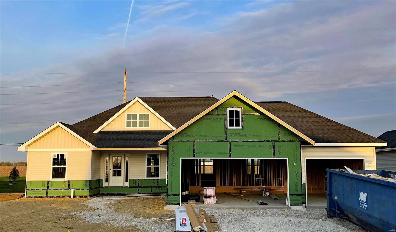 621 Fairway Wood Drive Property Photo - O'Fallon, IL real estate listing
