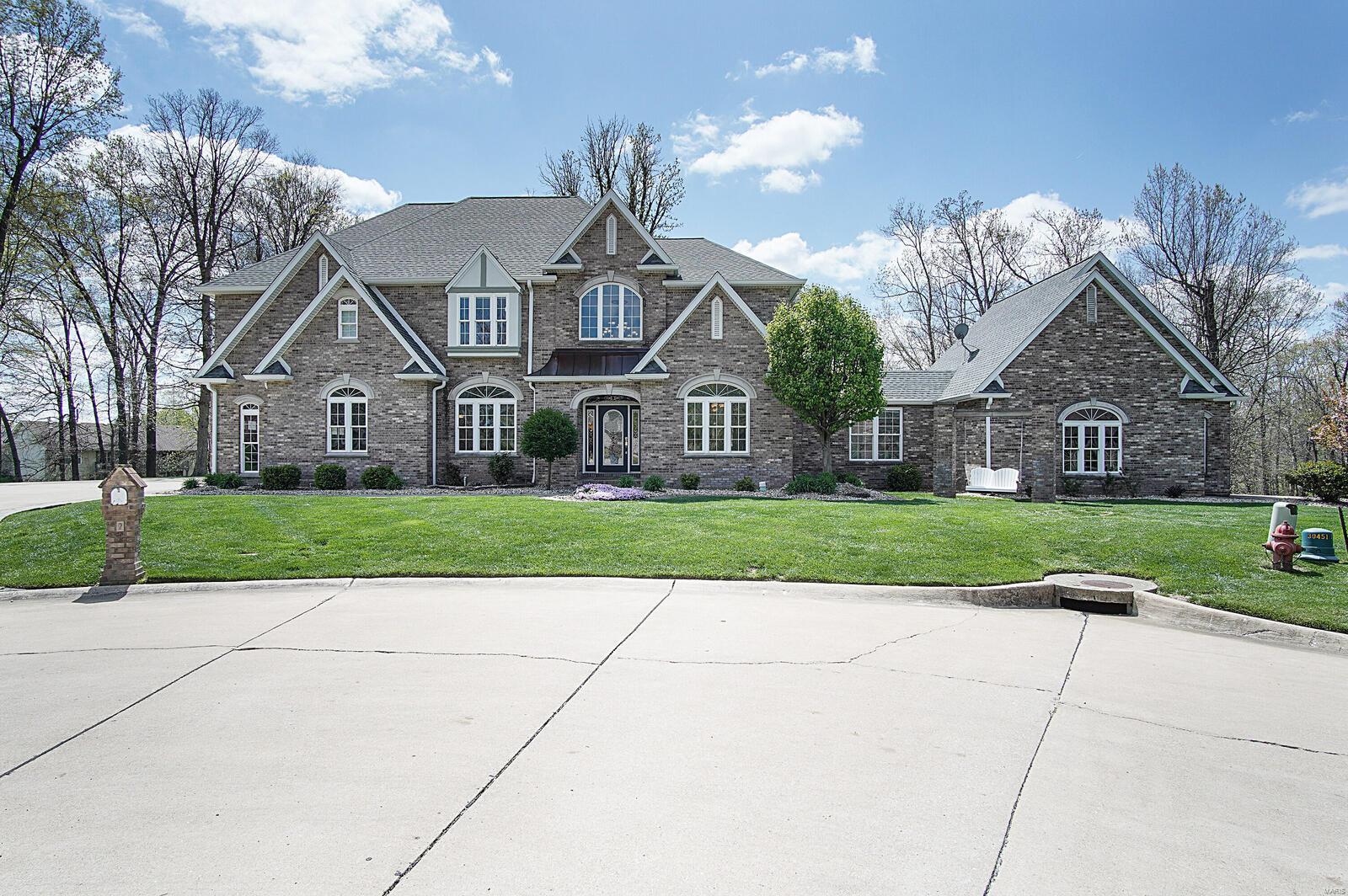 2 Oak Crest Drive Property Photo - Bethalto, IL real estate listing
