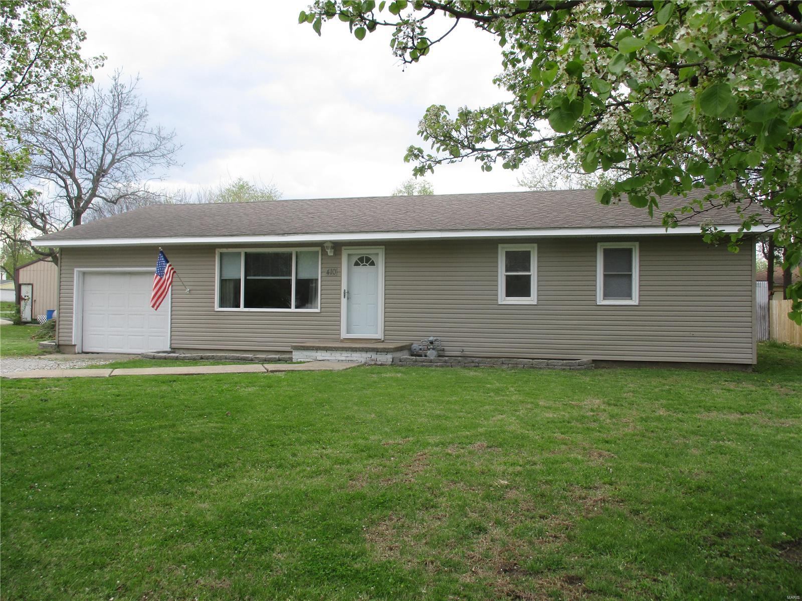 410 N Union Property Photo - Bunker Hill, IL real estate listing