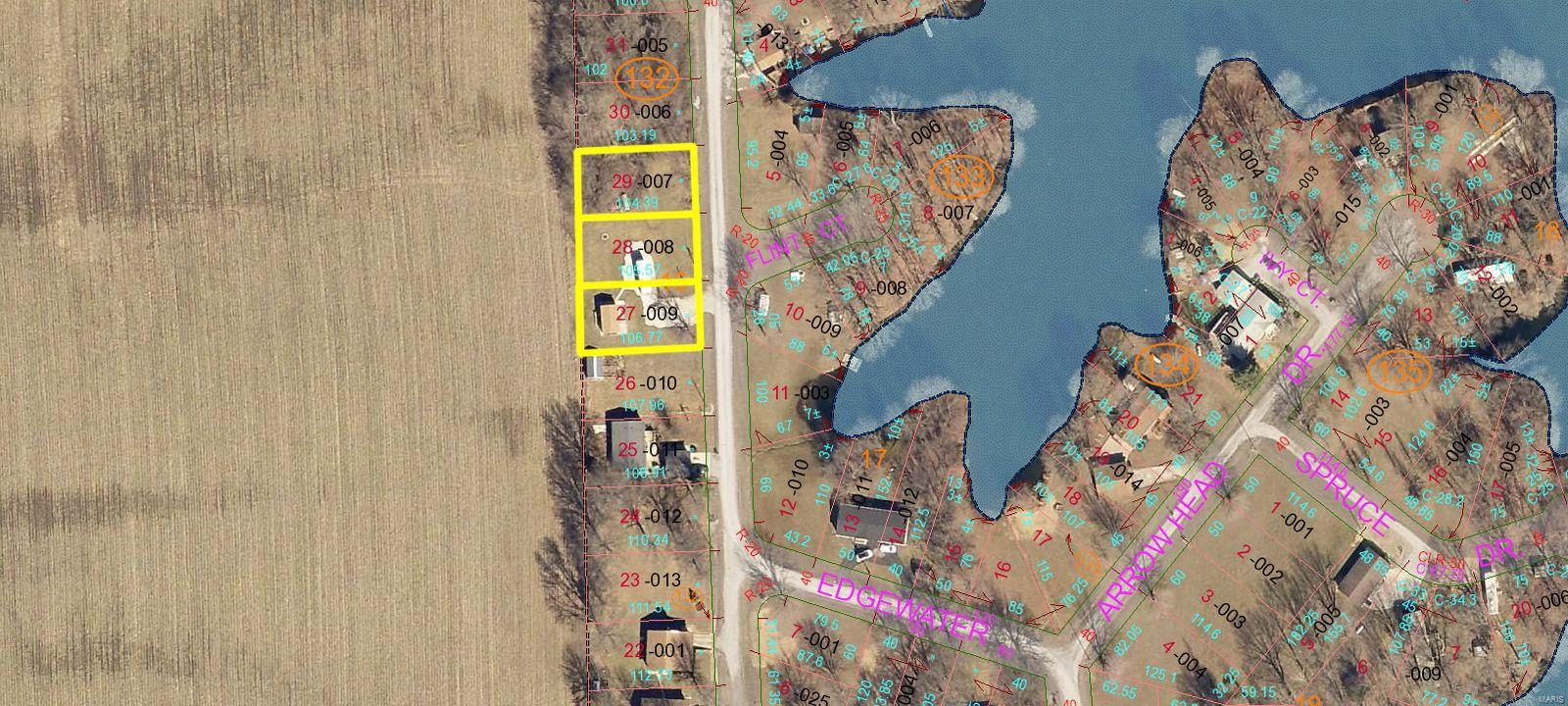 6735 W Fellin Drive Property Photo - Mount Olive, IL real estate listing