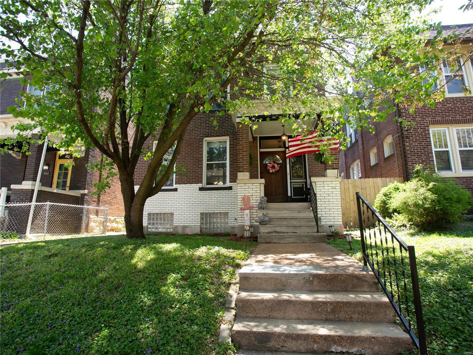 2020 Ann Avenue Property Photo - St Louis, MO real estate listing