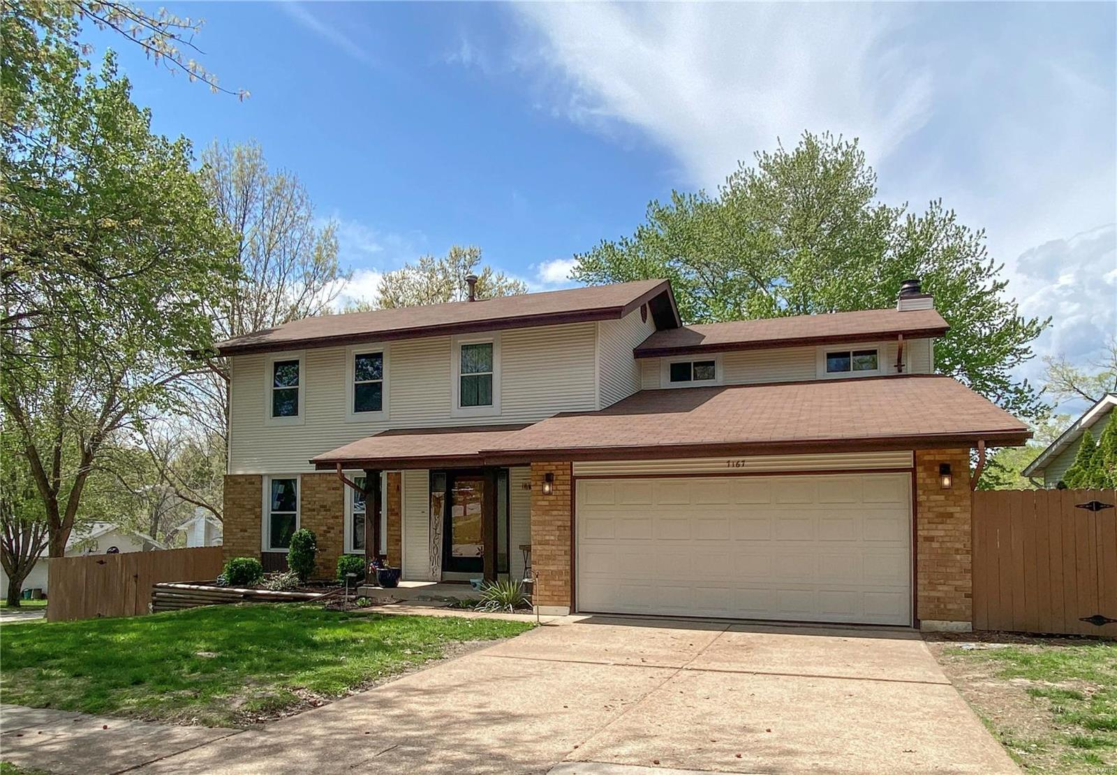 7167 Emerald Circle Property Photo - St Louis, MO real estate listing