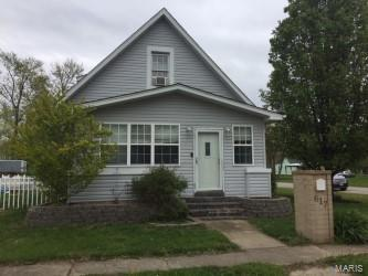 617 S bess Street Property Photo - Marissa, IL real estate listing