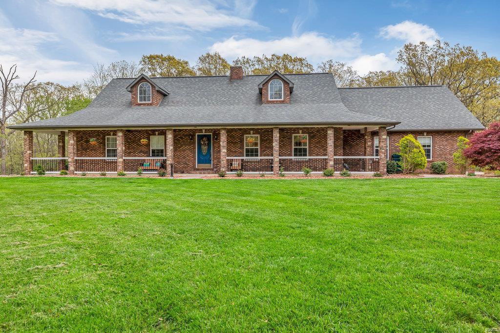 6862 Fountain Oak Lane Property Photo - Waterloo, IL real estate listing