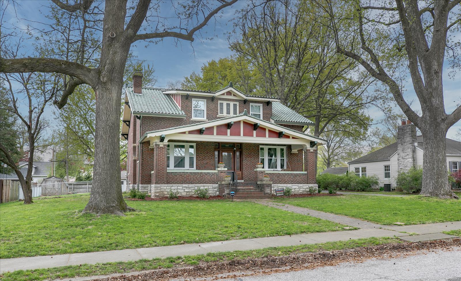 407 S Virginia Avenue Property Photo - Belleville, IL real estate listing