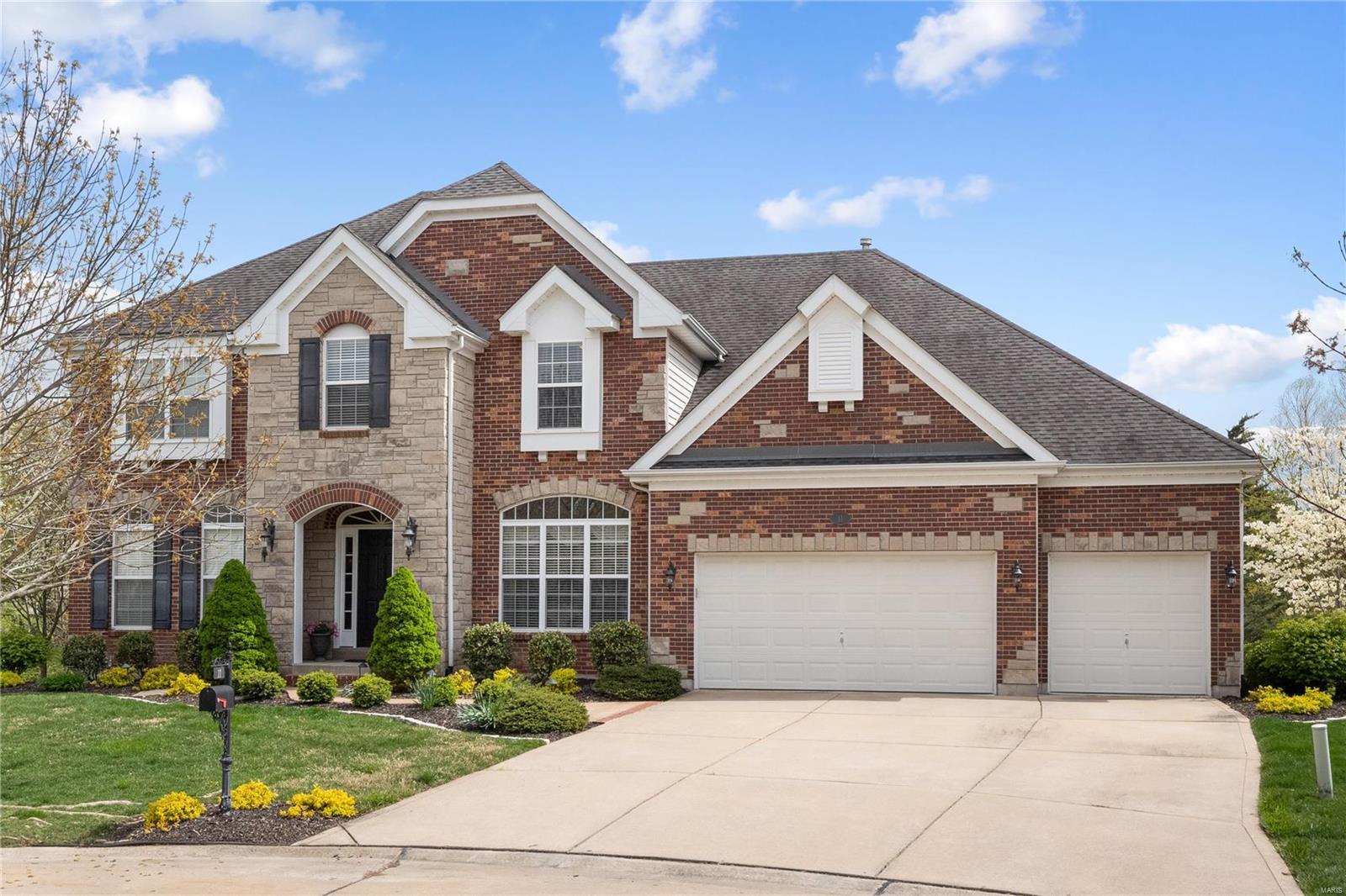 11 Ballybunion Court Property Photo - Wildwood, MO real estate listing