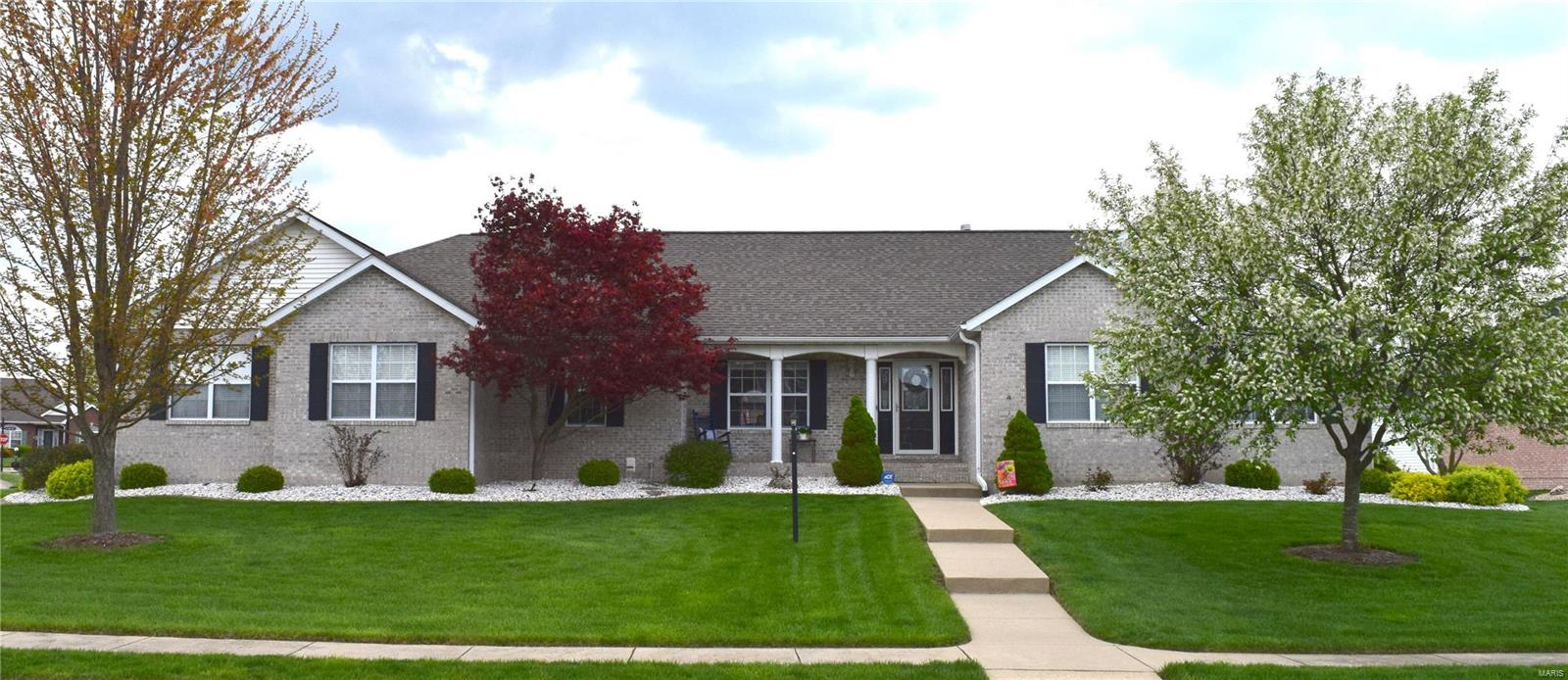 2 Arbor Crest Court Property Photo - Maryville, IL real estate listing